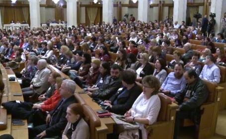 Moment de răscruce pentru învățământul românesc. 55.000 de profesori, într-un program de formare