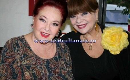 Cristina Stamate și Stela Popescu
