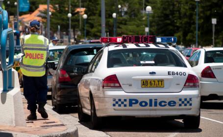 Poliție Australia