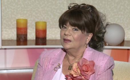 Actriţa Cristina Stamate a fost înmormântată la Cimitirul Bellu