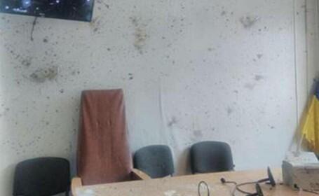 Un bărbat s-a detonat într-o sală de judecată din Ucraina: