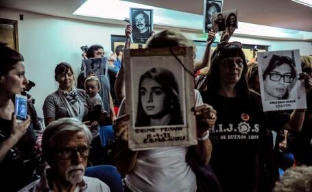 Victimele dictaturii din Argentina