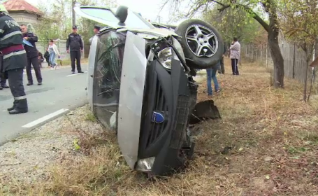 accident Dâmbovița