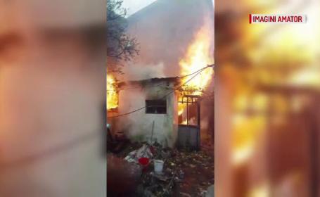 incendiu Botoșani