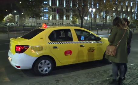 S-au scumpit taxiurile în Capitală. Cât costă acum o cursă din Drumul Taberei până la Universitate