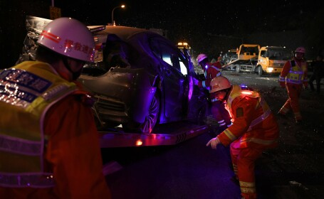 Accident in lant in China