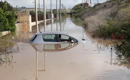 Inundatii Sicilia