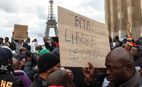 Protest (Camerun)