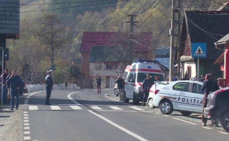Bătrân din Bistrița Năsăud, ucis într-un accident care a avut loc chiar în fața casei