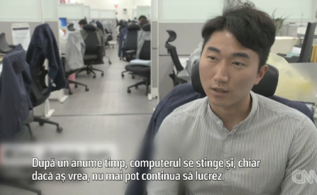 angajati Coreea de Sud