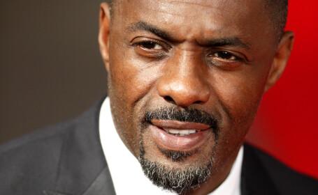 Idris Elba, desemnat \