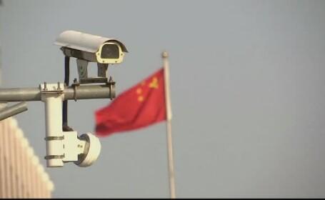 Poliţia chineză filmează toţi cetăţenii ca să identifice suspecţi \