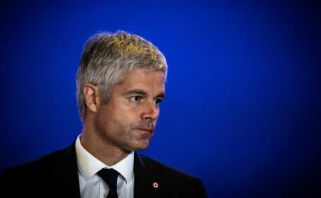 Politicianul Laurent Wauquiez