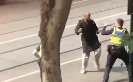 Atacatorul din Melbourne