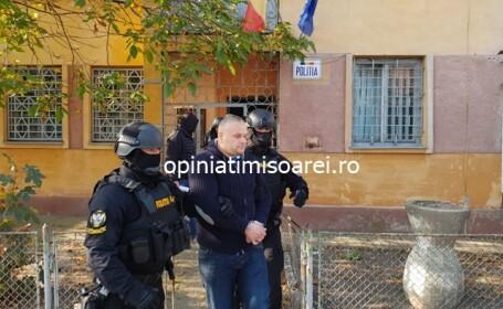 A fost prins bărbatul din Timiș care a furat peste 1 milion de euro dintr-o casă. Ce a mai făcut Adrian