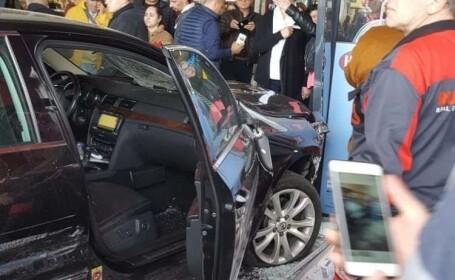 incident mall Braila