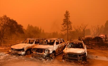 25 de oameni morți în incendiile din California. Ce ar fi declanșat flăcările