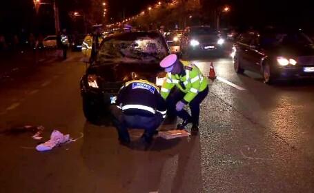 Un șofer începător a spulberat 4 oameni pe trecere, la Constanța. Un tânăr a murit, o femeie e în comă
