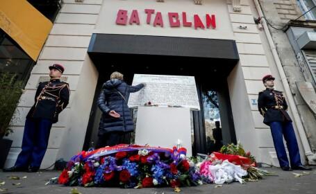 Trei ani de la atacul de la Bataclan, în urma căruia au murit 130 de persoane