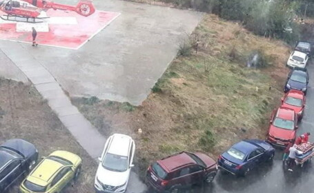 masina parcata