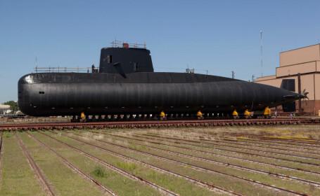 submarin ara san juan