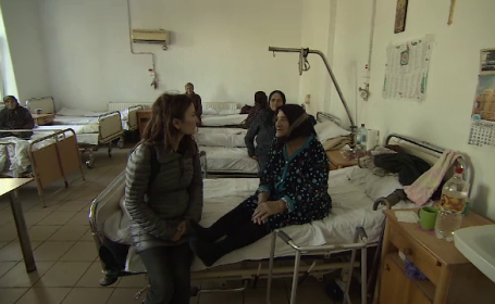 Pacienta - RTI Medici