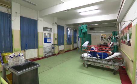 Medicii au dezafectat un salon şi au improvizat o boxă ca să trateze o femeie arsă. Anunțul Ministerului Sănătății