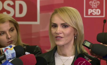 Gabriela Firea a pierdut toate funcțiile din PSD. FILMUL zilei în care rămas simplu membru de partid