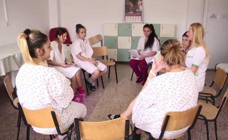 Terapia care le ajută pe viitoarele mame să nască mai ușor, implementată la Târgoviște