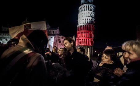 """Turnul din Pisa a început să se """"îndrepte"""". Explicația experților"""