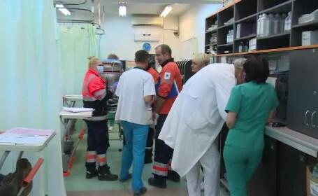 Situație dramatică în spitale. Medic grav bolnav, obligat să facă 8 gărzi pe lună: \