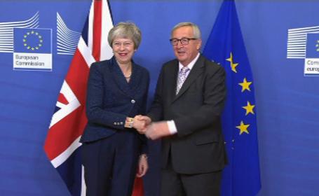 brexit, summit, theresa may, bruxelles, juncker,