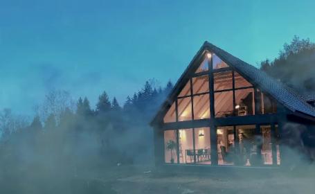 1 Decembrie, la munte. Suma cu care se închiriază pe noapte o vilă în Făgăraș