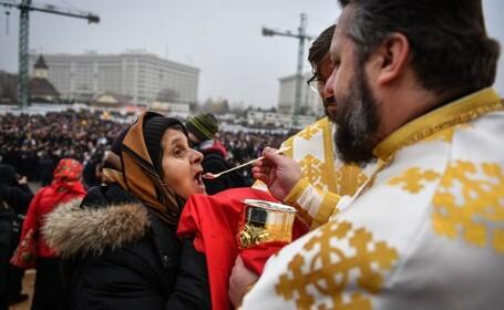 Ce scrie presa internațională despre sfințirea Catedralei Mântuirii Neamului