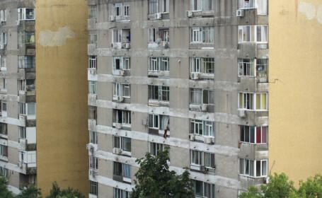 apartament de bloc