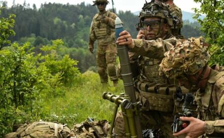 Slovenia a numit prima femeie în funcţia de şef al armatei. FOTO