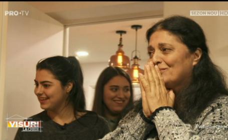 Visuri la cheie. Povestea soților Călin, doi părinți care visează la o locuință pentru cele trei fiice