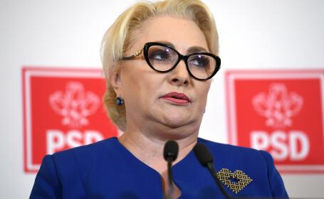 Ce spune Dăncilă după ce a apărut în interceptările privind mita de la PSD Arad
