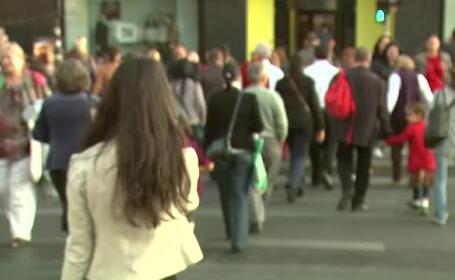Peste 2 milioane de români spun că nu au muncit niciodată. Suntem pe primul loc în Europa