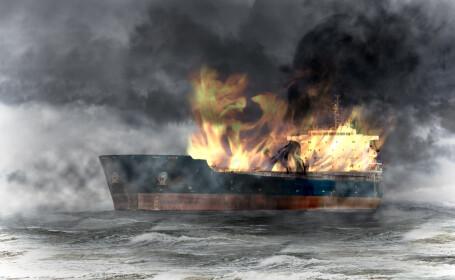 Mai mulți membri ai echipajului unui vas rusesc au murit după o explozie la bordul navei