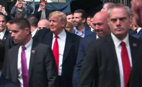 Donald Trump, huiduit la o gală de lupte. Anunțul făcut de reprezentanții președintelui