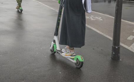 Țara în care circulaţia cu trotinetele electrice pe trotuar te poate trimite după gratii