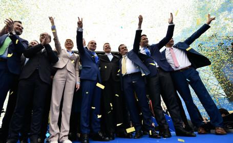 Victorie pentru Orban. Guvernul PNL a fost învestit în Parlament, Dăncilă pleacă