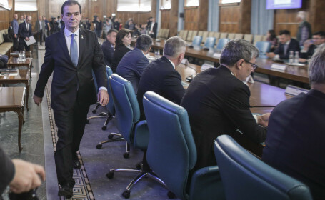 Sedinta informala a Guvernul Orban - 5