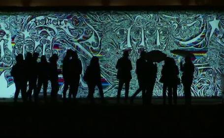 Ceremonii festive în Germania, la 30 de ani de la căderea Zidului Berlinului