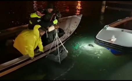 Descoperire inedită a scafandrilor pe fundul unui canal din Veneția
