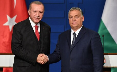 viktor orban, recep erdogan