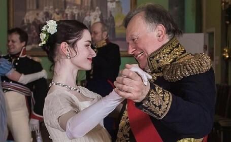 Oleg Sokolov si iubita