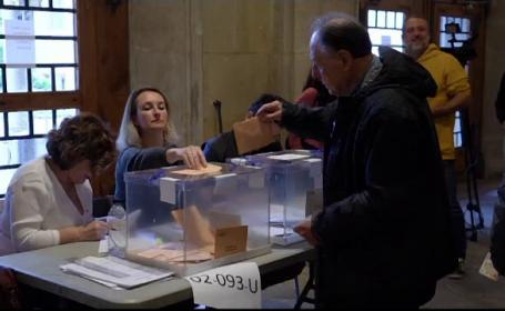 Alegeri generale în Spania, pentru a doua oară în ultimele șapte luni