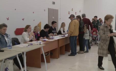 Cum a votat Capitala la alegerile prezidențiale 2019